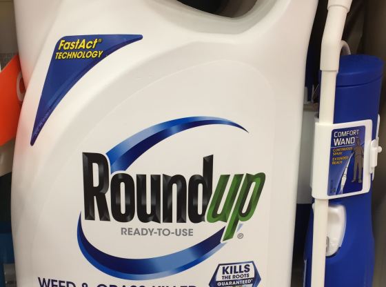 roundup bottle